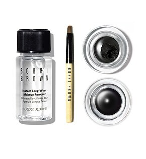 Ensemble Double Black Long-Wear Gel Eyeliner