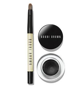 Bobbi To Go - Mini Long-Wear Gel Eyeliner en Black Ink et Ultra Fine Eye Liner Brush